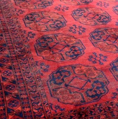Oriental Antigo Afghan